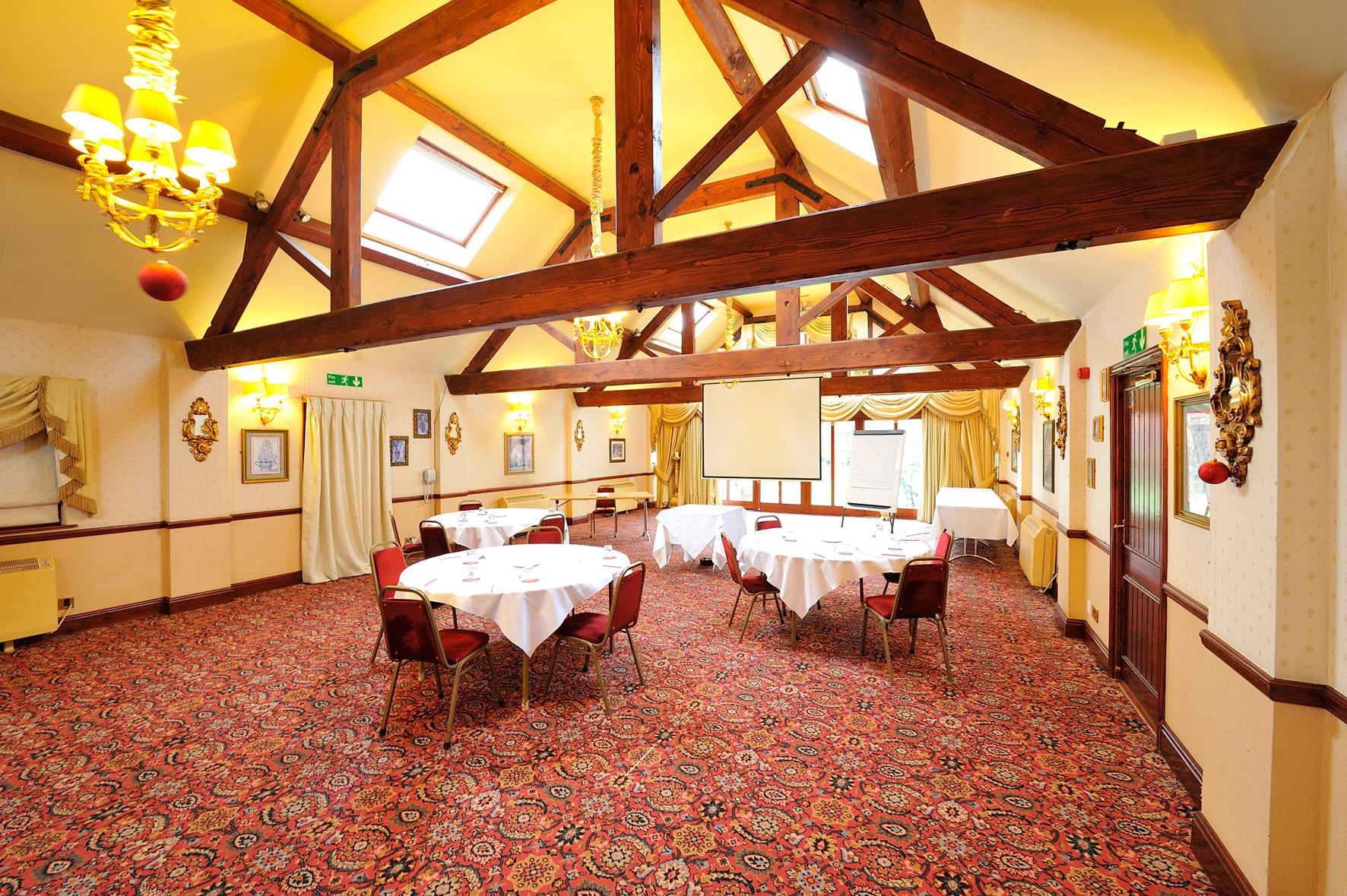Conferences - The Olde Barn Hotel